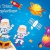 chasse au tresor astronaute