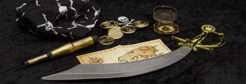 Imprimez une chasse au trésor des pirates pour un anniversaire à thème