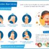les gestes barrieres fiche pour enfant a imprimer gratuite