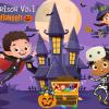 chasse aux tresors d' Halloween