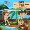 chasse tresor aventurier jungle