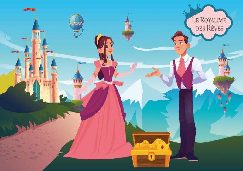 jeu princesse a imprimer animation anniversaire