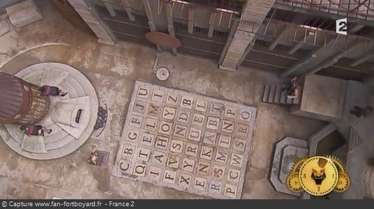 salle tresor fort boyard