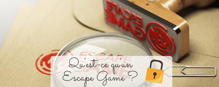 c'est suoi un escape room