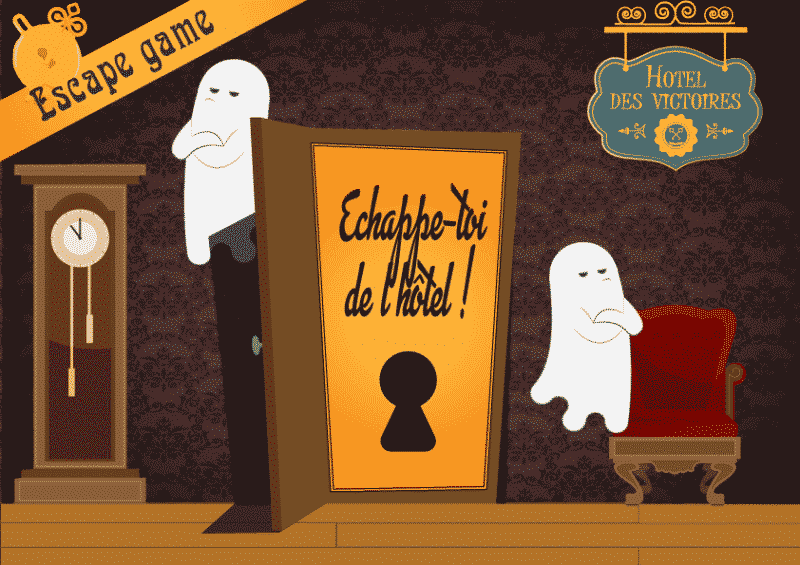 escape game pour enfant