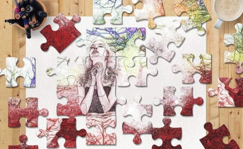 énigme puzzle