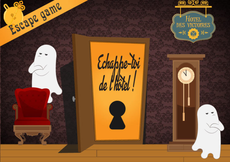 escape game a imprimer