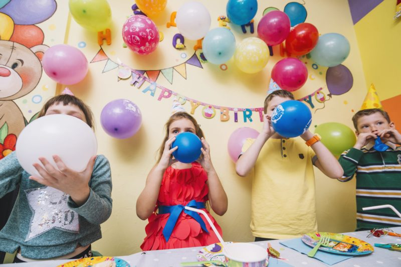 jeu gouter anniversaire