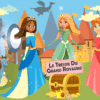 jeu princesse a imprimer