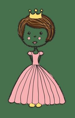 princesse anniversaire