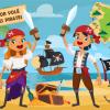 jeu de piste pirate anniversaire