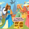 kit de jeu chasse aux tresors princesses