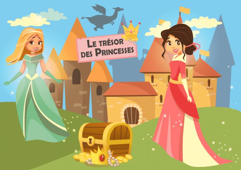 kit de jeu theme princesse