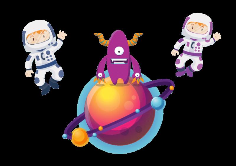 idee anniversaire astronaute