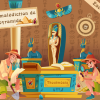 kit escape room sur le theme de l'Egypte Antique