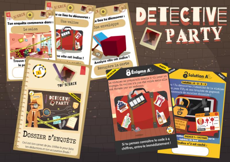 jeu detective enfant a imprimer