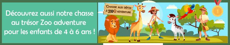 jeu enfants animaux zoo