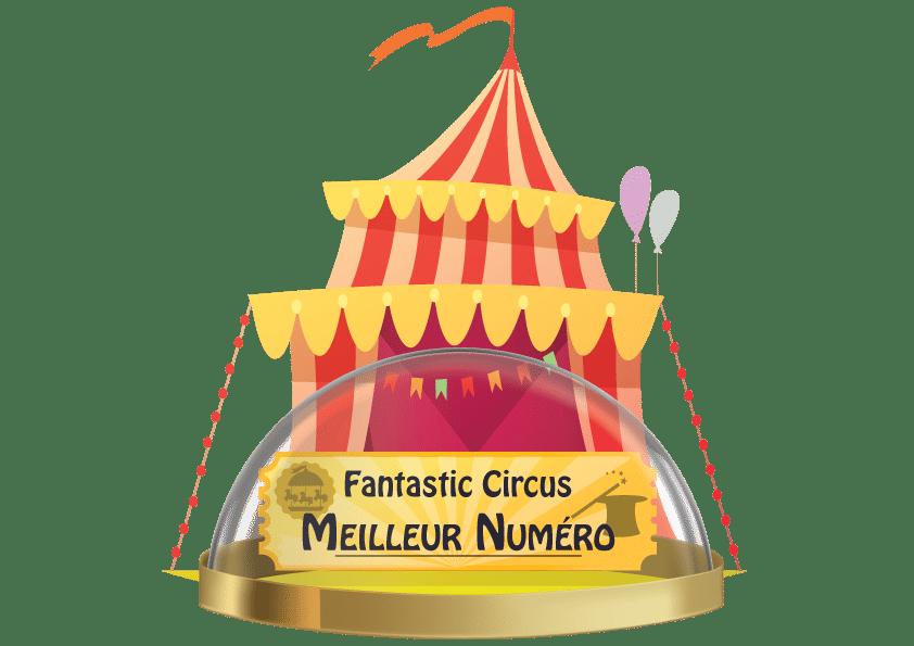jeu enquete sur le theme du cirque pour les enfants