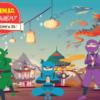 chasse au tresor ninja