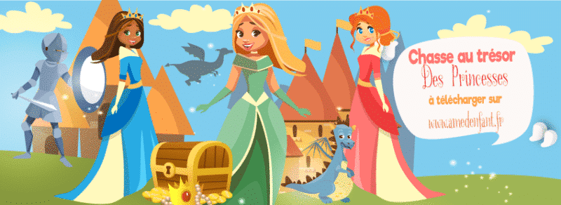 activite anniversaire princesse
