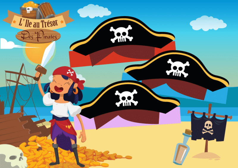 chapeau pirate a telecharger gratuit