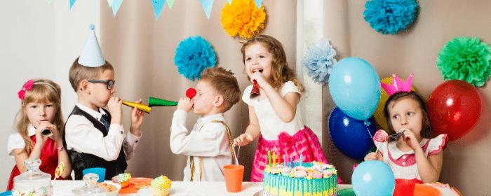 des idees d'activites faciles pour un anniversaire enfant