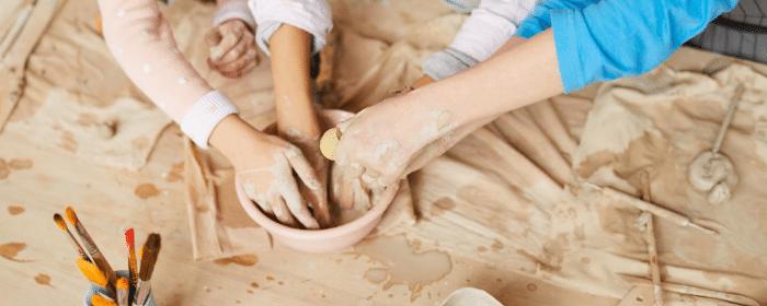 organiser un atelier creatif pour un anniversaire enfant