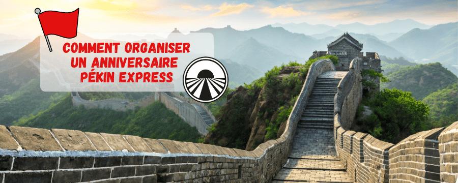 animer une activite sur le theme pekin express