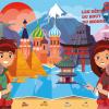 kit de jeu anniversaire pekin express