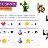 jeu calculs a imprimer gratuitement