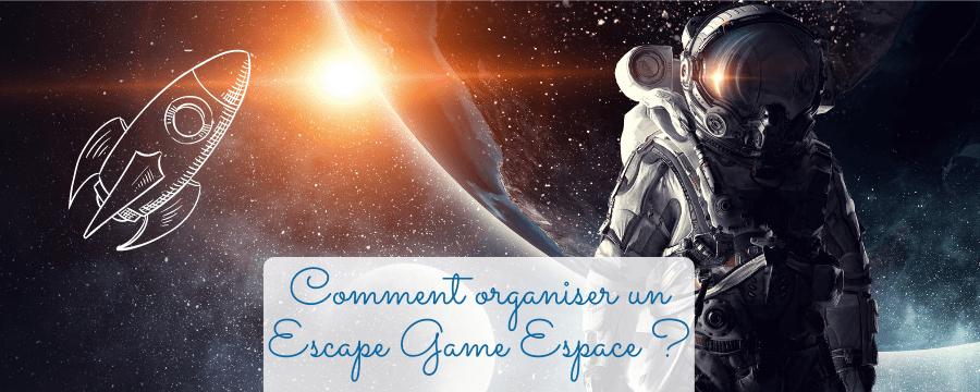 escape game espace enfant
