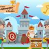 activite chevalier pour anniversaire