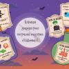 imprimer etiquettes pour potions magiques d'Halloween