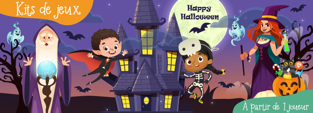 jeux et activites halloween a imprimer