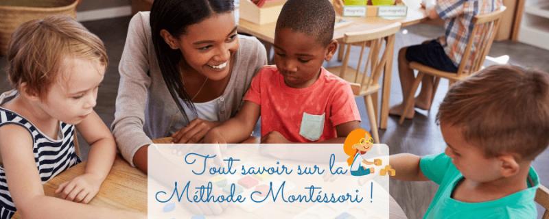 tout savoir sur la methode Montessori